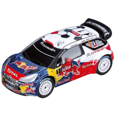 voiture pour circuit carrera go citro n ds3 wrc 2011 carrera magasin de jouets pour enfants. Black Bedroom Furniture Sets. Home Design Ideas