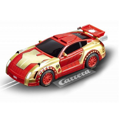 voiture pour circuit carrera go avengers iron man tech racer carrera magasin de jouets pour. Black Bedroom Furniture Sets. Home Design Ideas