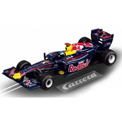voiture pour circuit carrera go red bull sebastian vettel n 1 carrera magasin de jouets pour. Black Bedroom Furniture Sets. Home Design Ideas