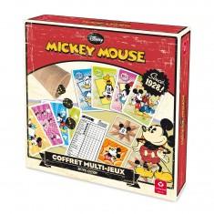 Coffret Multi-Jeux édition Rétro : Mickey Mouse