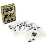 Jeu de Poker en plastique Copag gold