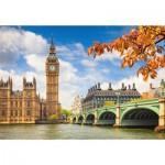 Puzzle 1000 pièces : Au coeur de Londres