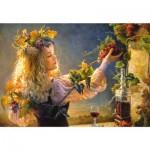 Puzzle 1000 pièces : Bouquet de plaisirs