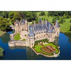 Puzzle 1000 pièces : Chateau de la Loire