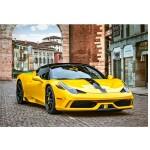 Puzzle 1000 pièces : Ferrari 458