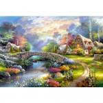 Puzzle 1000 pièces : Glorieux printemps