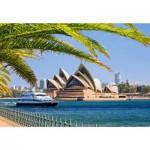 Puzzle 1000 pièces : L'Opéra de Sydney