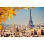 Puzzle 1000 pièces : Paris en Automne