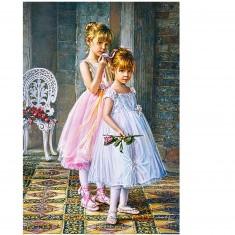 Puzzle 1000 pièces : Petites danseuses