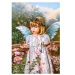 Puzzle 1000 pièces : Rêve de papillons