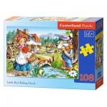 Puzzle 108 pièces : Le Petit Chaperon Rouge
