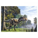 Puzzle 108 pièces : Tyrannosaurus