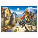 Puzzle 120 pièces : Le chevalier