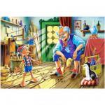 Puzzle 120 pièces : Pinocchio