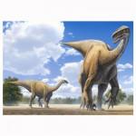 Puzzle 120 pièces : Plateosaurus