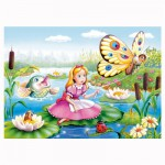 Puzzle 120 pièces : Thumbelina