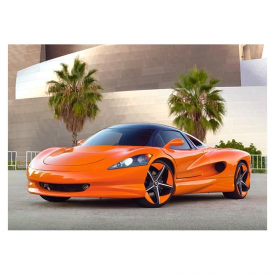 Puzzle 120 pièces : Vision SZR - concept car - Castorland-13159-1