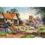 Puzzle 1500 pièces : Charmant village