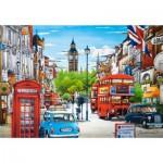 Puzzle 1500 pièces : Londres
