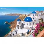 Puzzle 1500 pièces - Santorin, Grèce