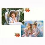 Puzzle 165 et 300 pièces : Doux anges