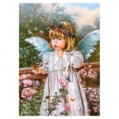 Puzzle 180 pièces : Butterfly Dreams