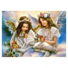 Puzzle 180 pièces : Cadeau d'un ange
