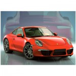 Puzzle 180 pièces : Porsche 911