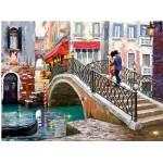 Puzzle 2000 pièces : Pont à Venise, Italie