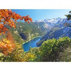 Puzzle 2000 pièces - Au coeur des Alpes