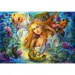 Puzzle 2000 pièces - Nadia Strelkina : Water Faery
