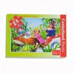 Puzzle 24 pièces : Alice au pays des merveilles