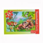 Puzzle 24 pièces : Le livre de la jungle