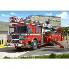 Puzzle 260 pièces : Camion de pompier