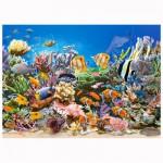 Puzzle 260 pièces : Les couleurs de l'océan