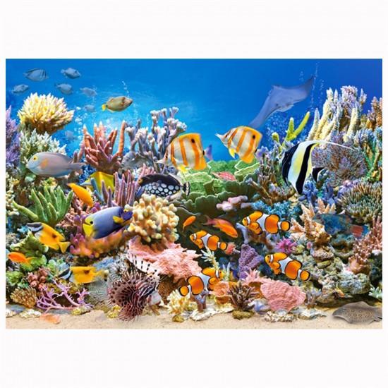 Puzzle 260 pièces : Les couleurs de l'océan - Castorland-27279