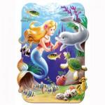 Puzzle 30 pièces : La petite sirène