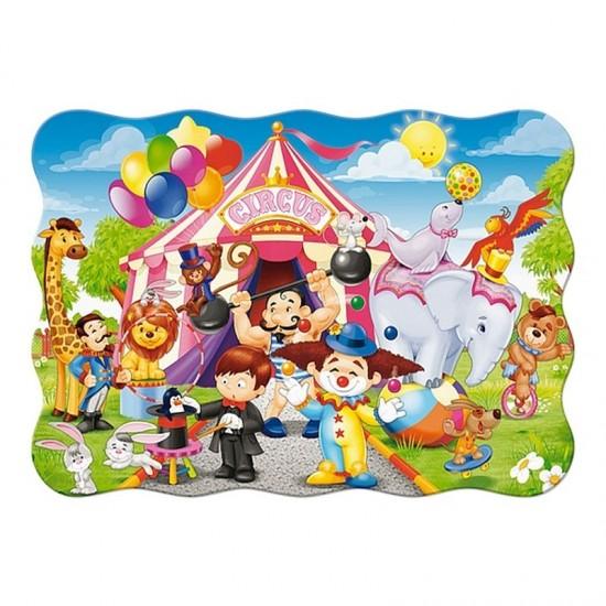 Puzzle 30 pièces : Le cirque - Castorland-03419