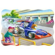 Puzzle 30 pièces : Les rois de la vitesse