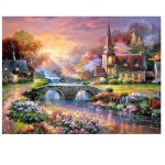 Puzzle 3000 pièces : Moment de paix