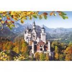 Puzzle 3000 pièces - Château de Neuschwanstein