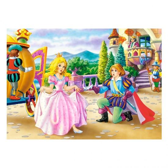 Puzzle 35 pièces : Cendrillon - Castorland-035045