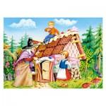 Puzzle 35 pièces : Hansel et Gretel