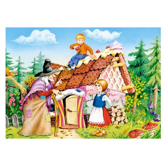 Puzzle 35 pièces : Hansel et Gretel - Castorland-035038