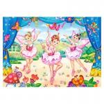 Puzzle 35 pièces : Petites ballerines