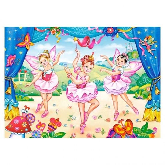 Puzzle 35 pièces : Petites ballerines - Castorland-035182