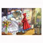 Puzzle 40 pièces maxi : Le petit chaperon rouge