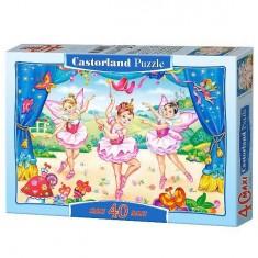 Puzzle 40 pièces maxi : Petites ballerines