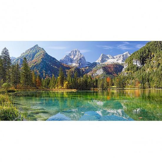 Puzzle 4000 pièces : Montagnes majestueuses - Castorland-400065