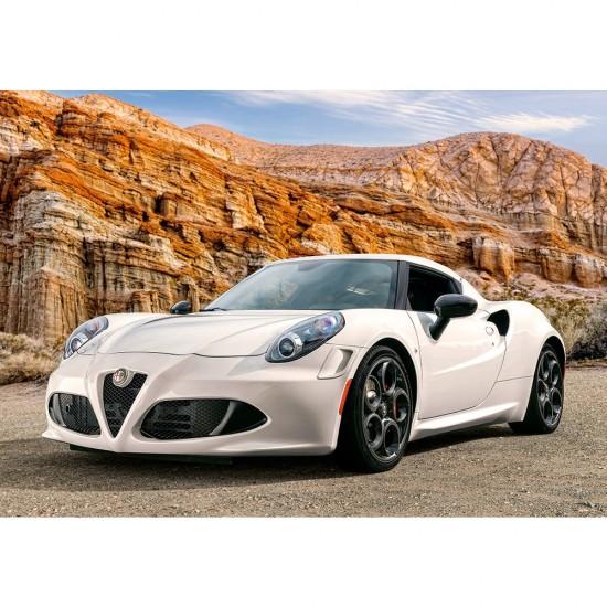 Puzzle 500 pièces : Alfa Romeo 4C - Castorland-52219
